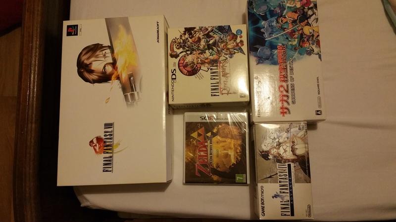 [estim] une partie de ma collection Zelda_11