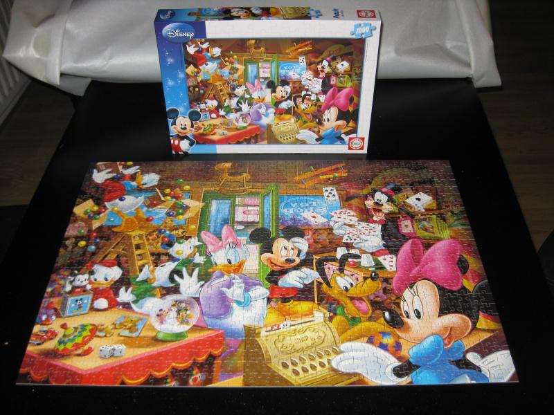 Les puzzles Disney - Page 13 1410