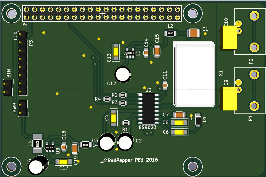 ES9023 raspberry pi Captur10