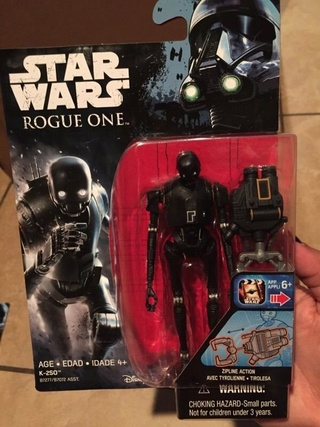 [COLLECTION] SW : Rogue One : les jouets. 4-inch12