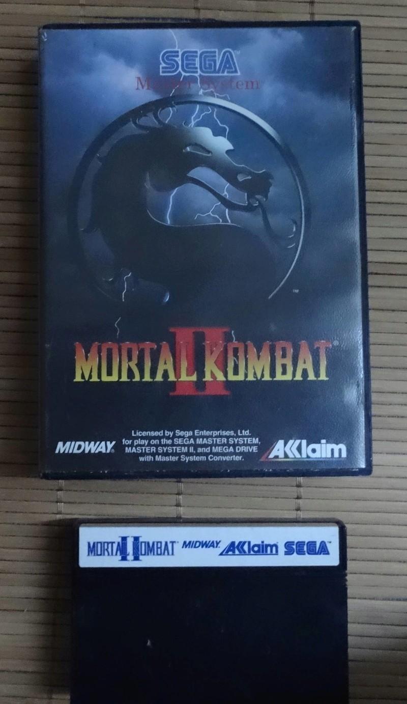 [VDS] Jeux Master System  Mk10
