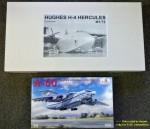 "Hughes H-4 Hercules ""Spruce goose"" (1/200ème - Minicraft Model Kits) 01_amo10"