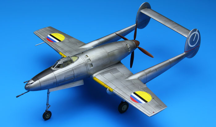 Mansyu Ki-98 Fighter (1/72, MENG)  - Page 2 13421510