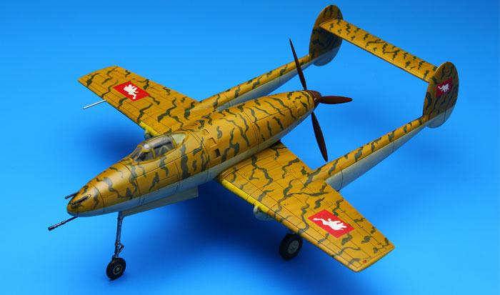 Mansyu Ki-98 Fighter (1/72, MENG)  13421611