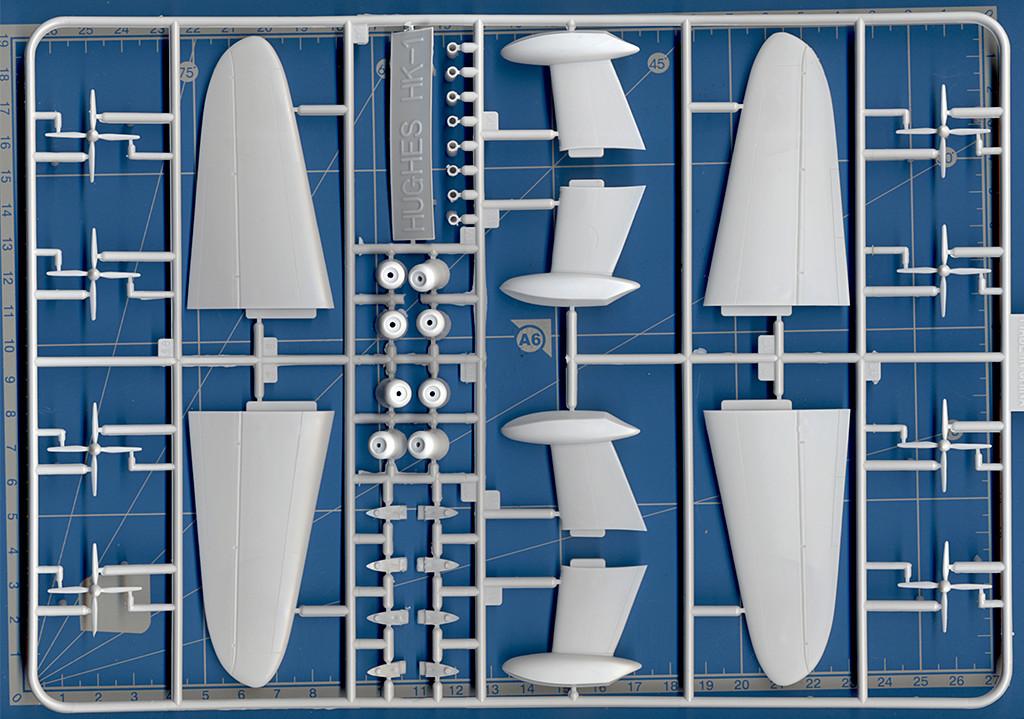 "Hughes H-4 Hercules ""Spruce goose"" (1/200ème - Minicraft Model Kits) H-4_gr12"