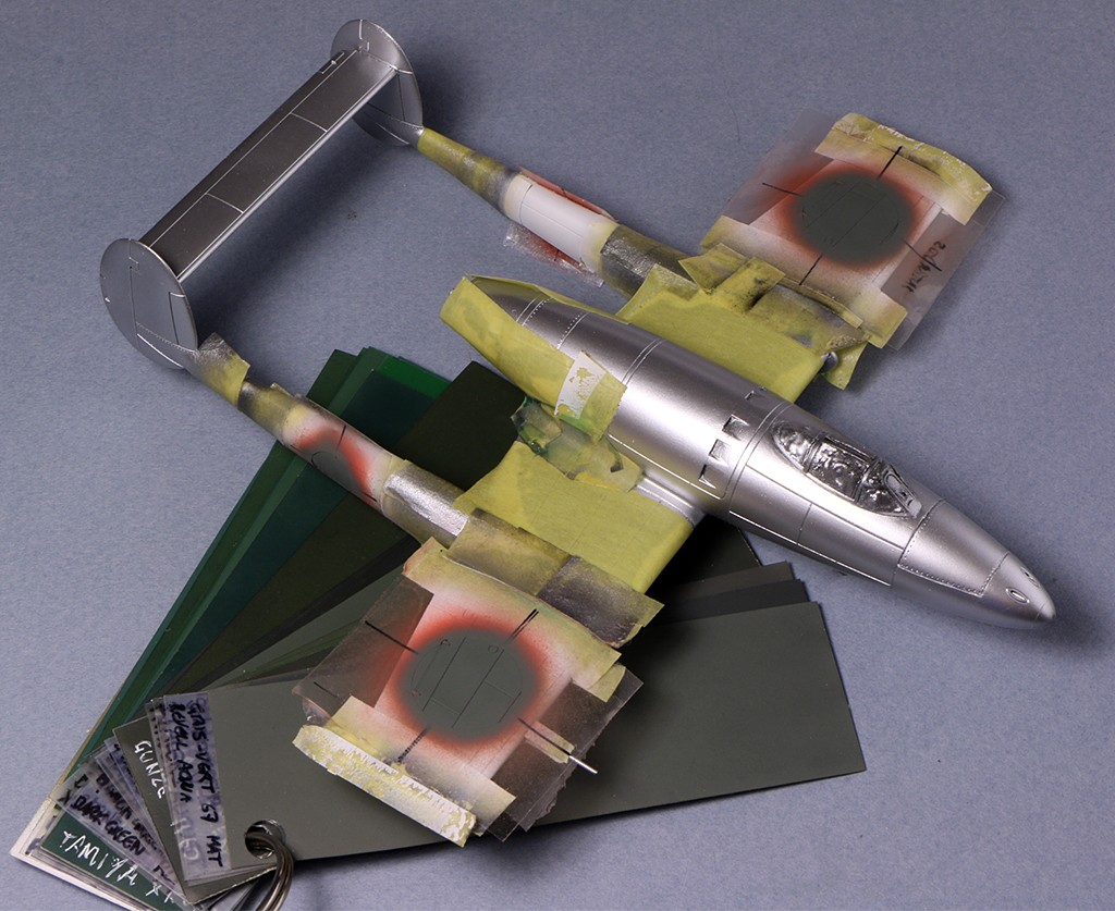 Mansyu Ki-98 Fighter (1/72, MENG)  - Page 2 Img_9316