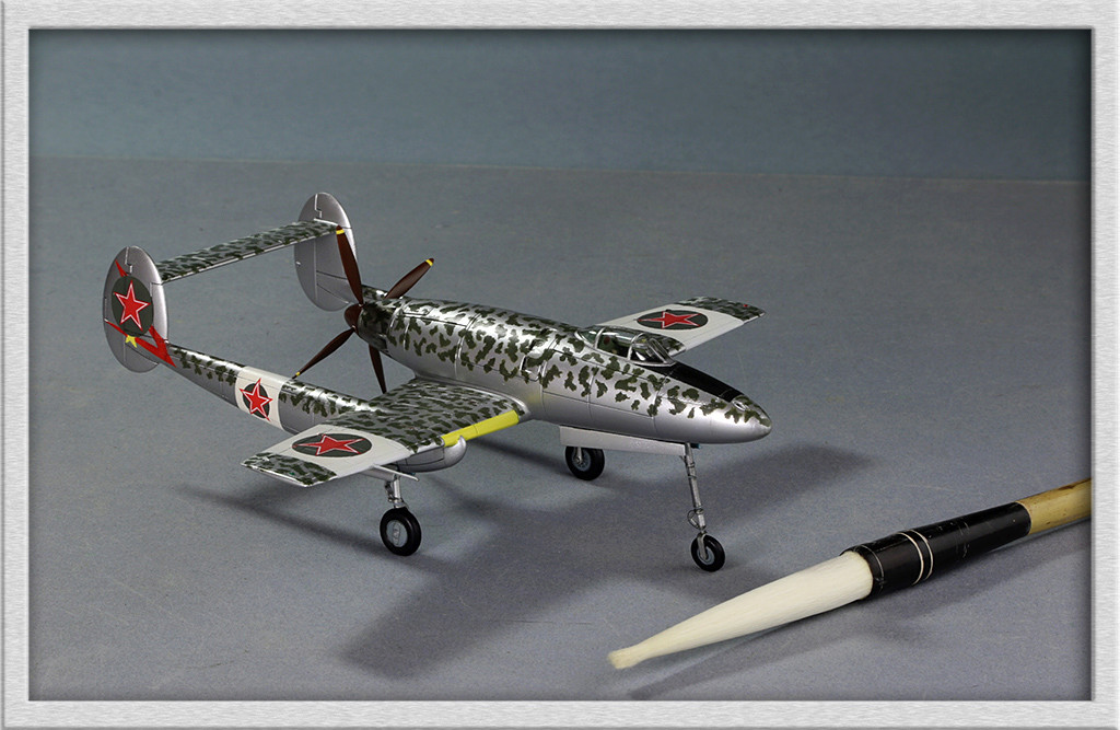 Mansyu Ki-98 Fighter (1/72, MENG)  - Page 3 Img_9613
