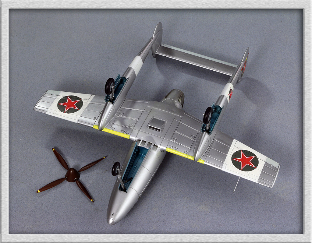 Mansyu Ki-98 Fighter (1/72, MENG)  - Page 3 Img_9616