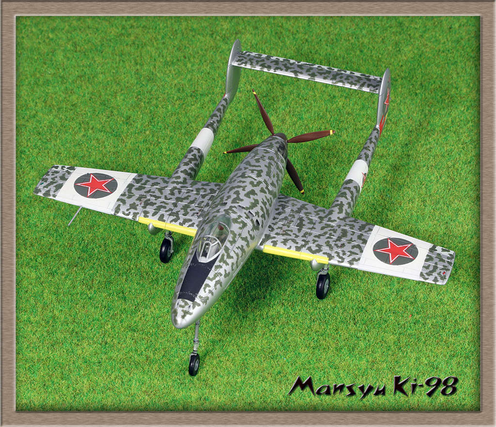 Mansyu Ki-98 Fighter (1/72, MENG)  - Page 3 Img_9618