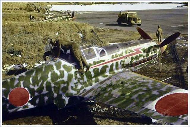Mansyu Ki-98 Fighter (1/72, MENG)  Kawasa10