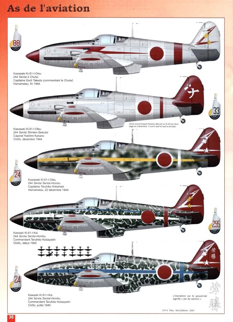Mansyu Ki-98 Fighter (1/72, MENG)  - Page 3 Profil10