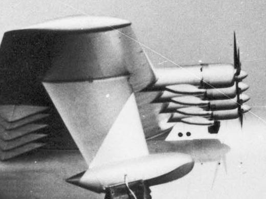 "Hughes H-4 Hercules ""Spruce goose"" (1/200ème - Minicraft Model Kits) Sg-bec13"