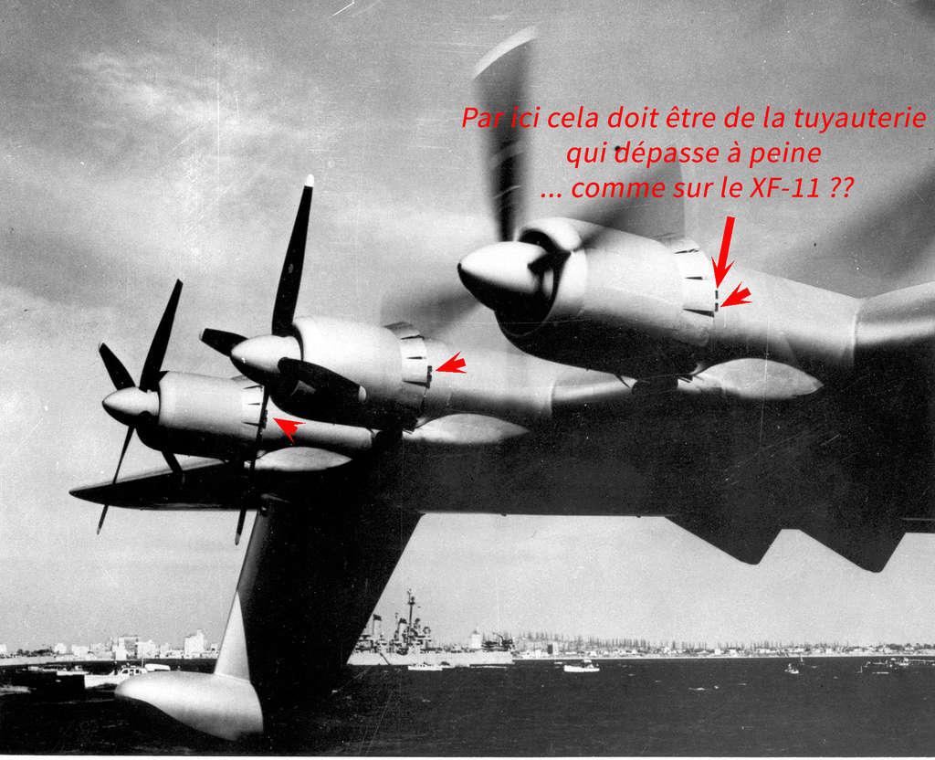 "Hughes H-4 Hercules ""Spruce goose"" (1/200ème - Minicraft Model Kits) Sg-bec14"