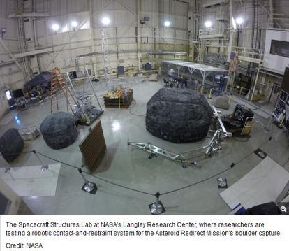 [Mission ARM] La NASA prévoit de déplacer un astéroïde afin de l'utiliser. - Page 7 Machoi10
