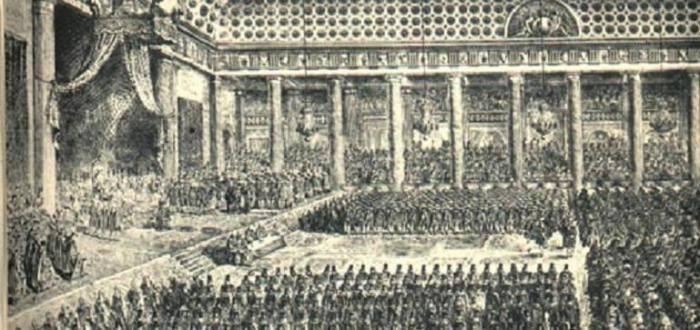 Le 5 mai 1789 : ouverture des Etats Généraux 13413110