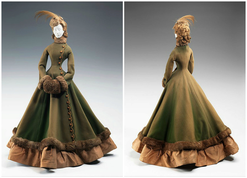 Mannequins et poupées de mode au XVIIIe siècle 27480210