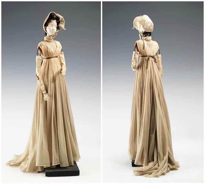 Mannequins et poupées de mode au XVIIIe siècle 27480510
