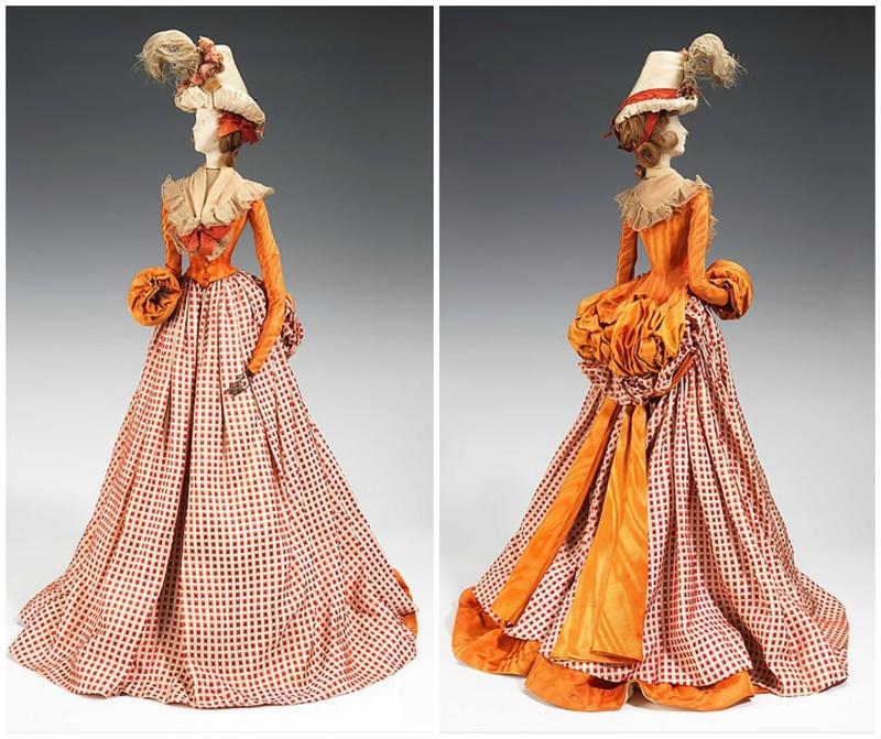 Mannequins et poupées de mode au XVIIIe siècle 27480610