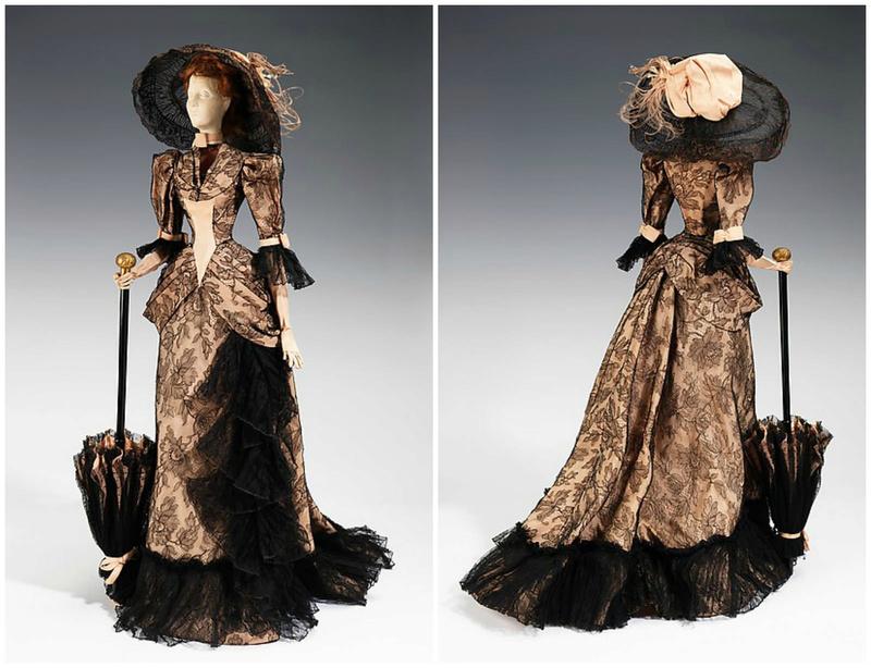 Mannequins et poupées de mode au XVIIIe siècle 27480611
