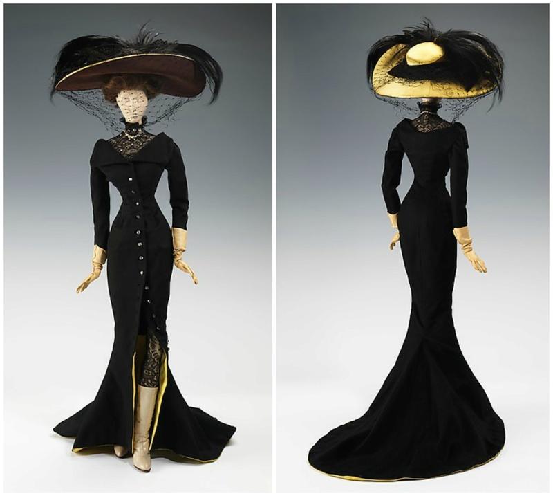 Mannequins et poupées de mode au XVIIIe siècle 27480710