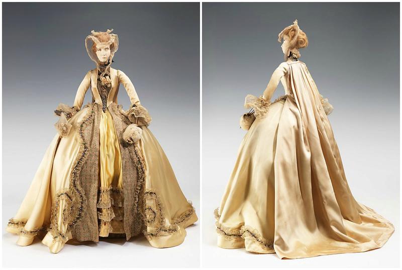 Mannequins et poupées de mode au XVIIIe siècle 27991310