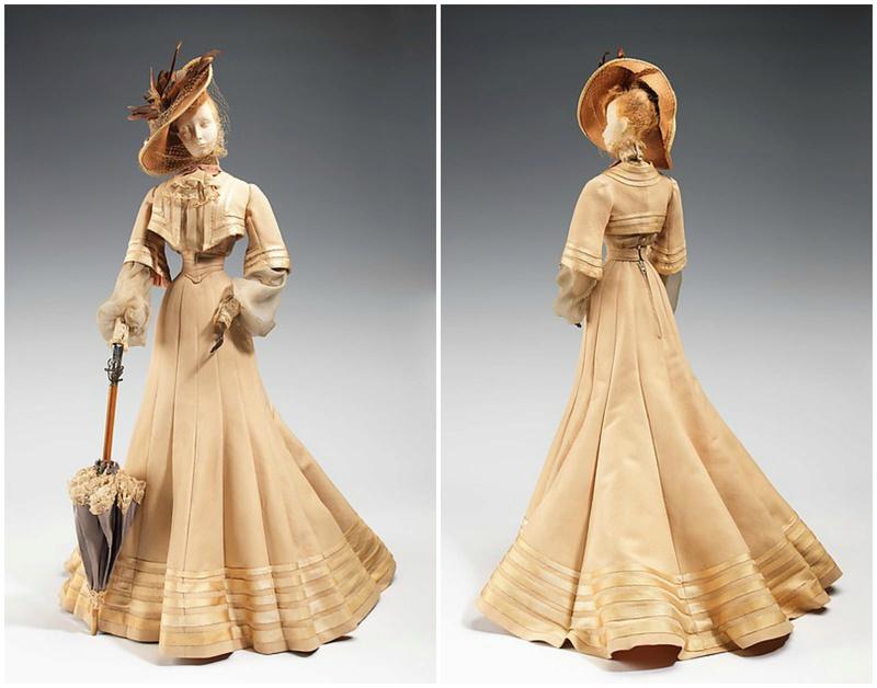Mannequins et poupées de mode au XVIIIe siècle 27991314