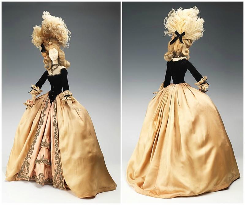 Mannequins et poupées de mode au XVIIIe siècle 27993010