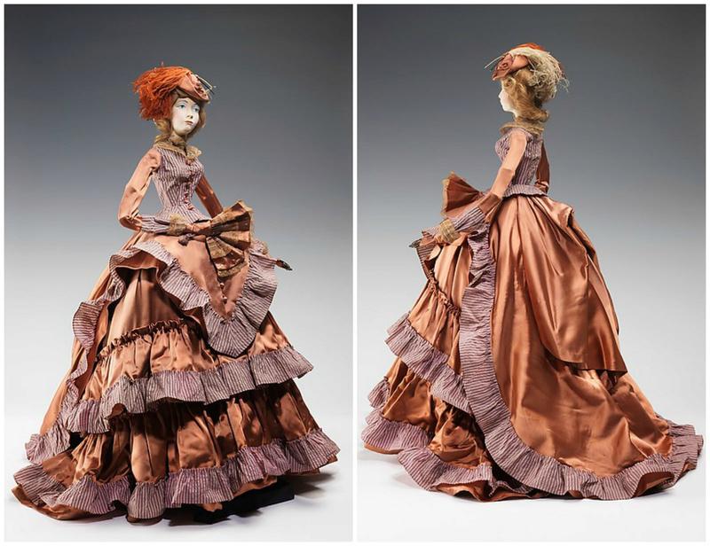 Mannequins et poupées de mode au XVIIIe siècle 28060510