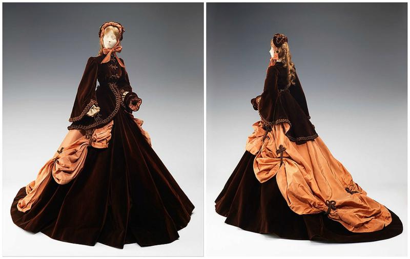 Mannequins et poupées de mode au XVIIIe siècle 28060710