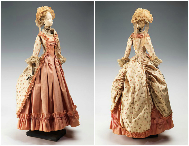 Mannequins et poupées de mode au XVIIIe siècle 28093710