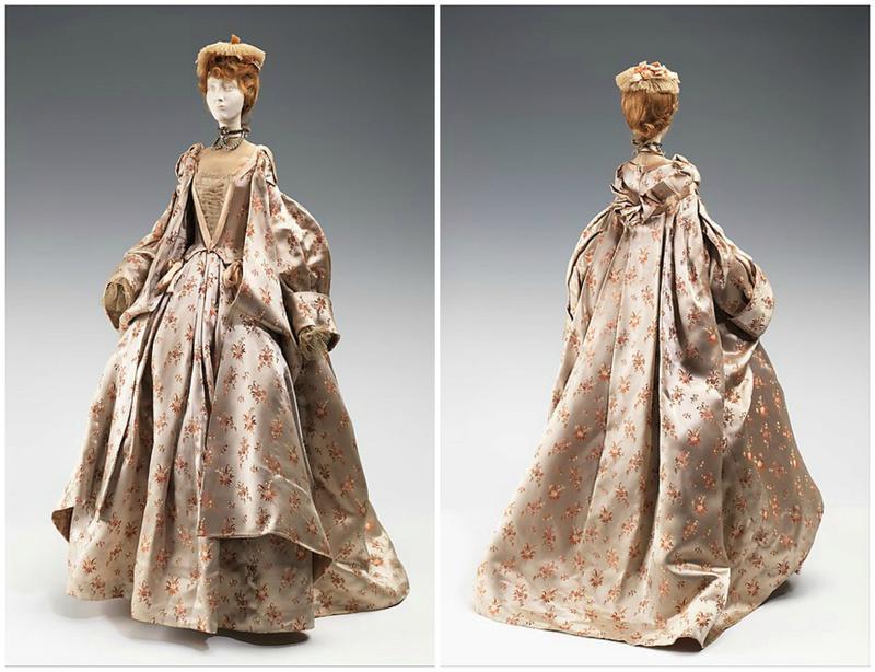 Mannequins et poupées de mode au XVIIIe siècle 28095110