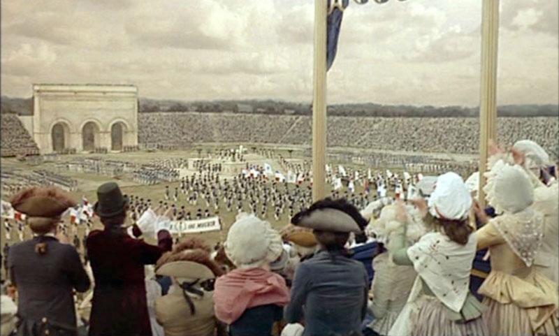fédération - La Fête de la Fédération (14 juillet 1790)  Fetede10