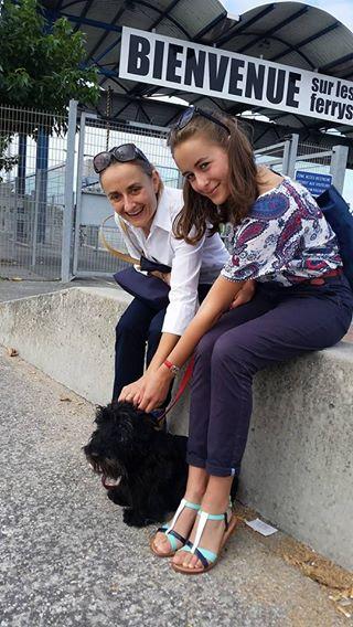 AMANDINE et PRALINE Scotthish Terrier - ADOPTÉES TOUTES LES 2 - Page 2 Amandi16