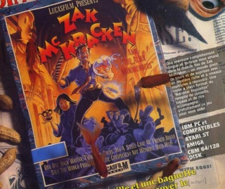 Création d'un site de présentation de ma collection Lucasarts / Lucasfilm Games Pub11