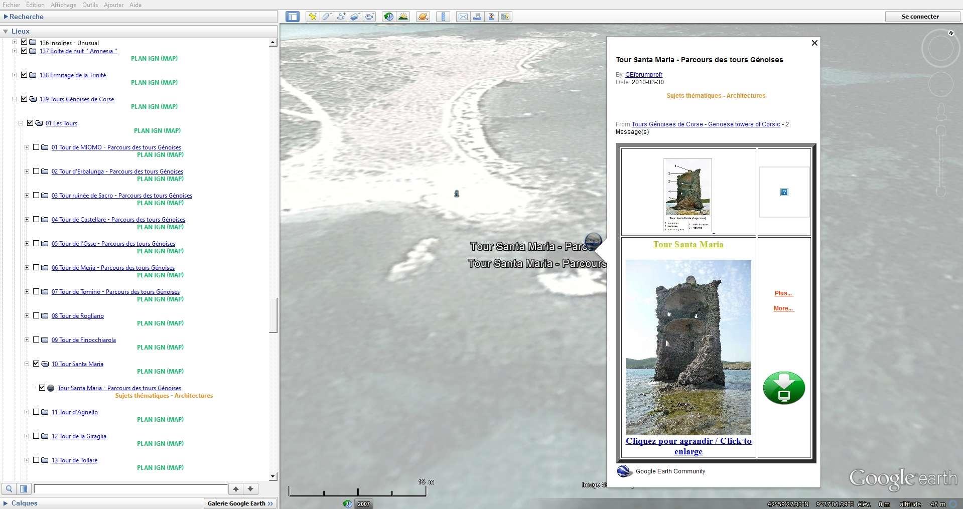 [KML] Les envois des i bleus de TSGE sur Google Earth ... en un seul fichier Sans_163