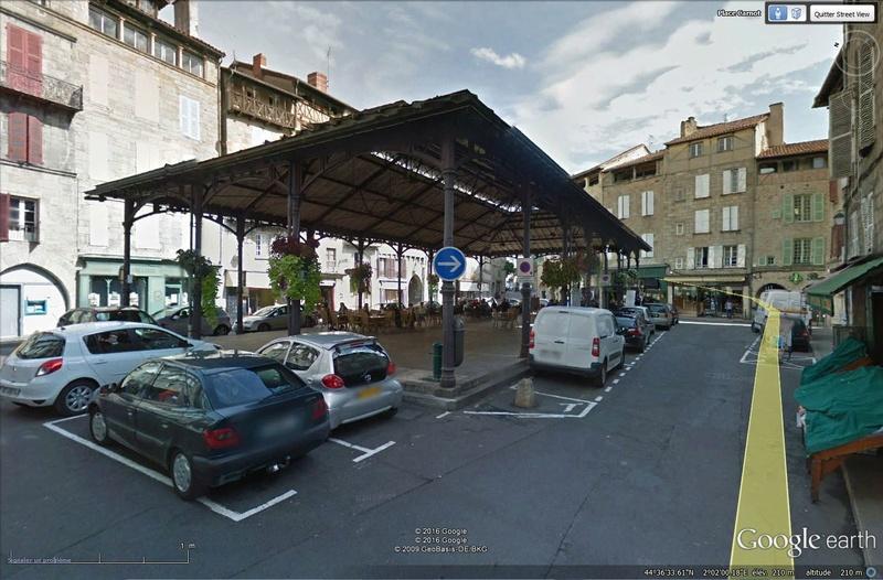STREET VIEW : halles et marchés couverts - Page 2 Sans_204