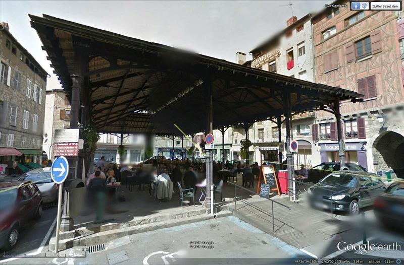 STREET VIEW : halles et marchés couverts - Page 2 Sans_206