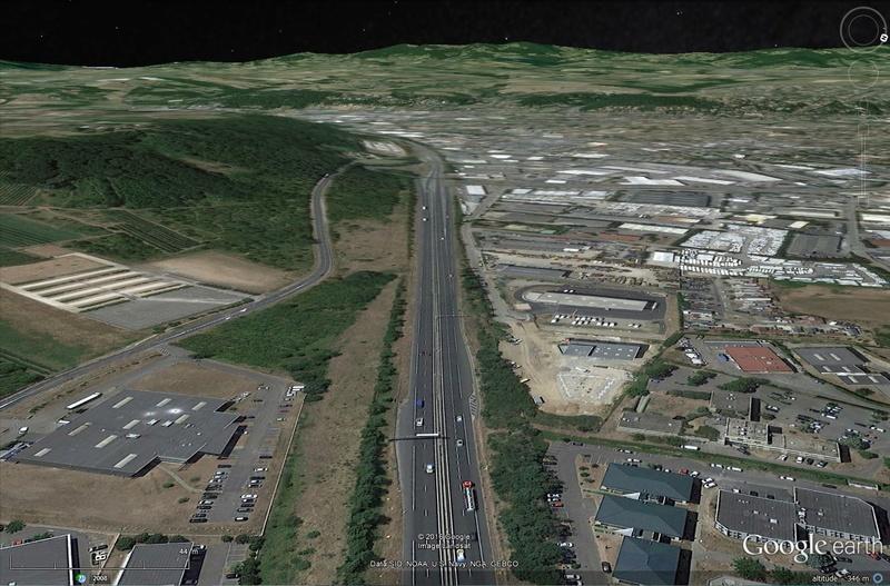 [En aucun cas visible sur Google-Earth] - A45 : un territoire défiguré Sans_t85
