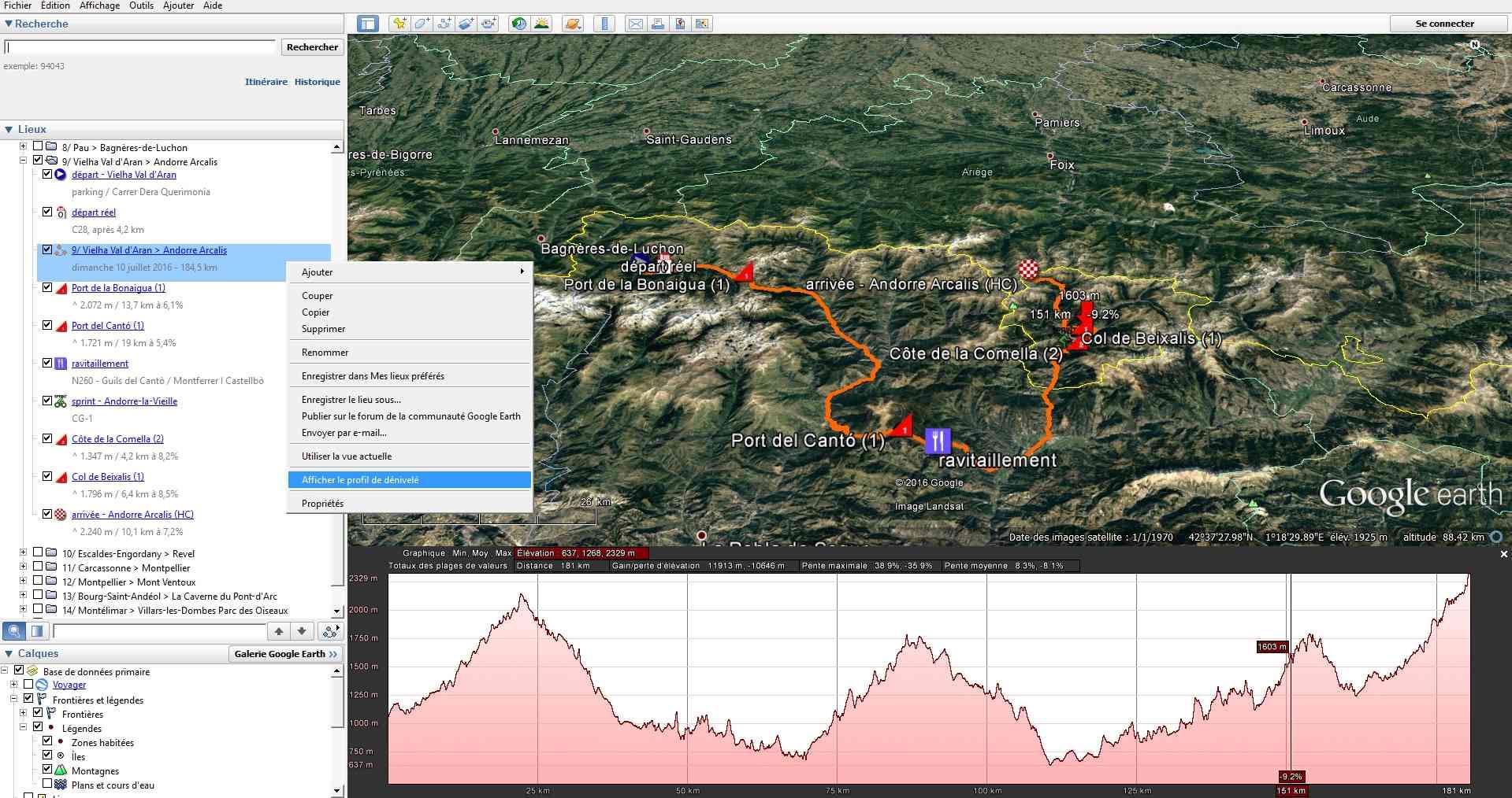 [KMZ] Le parcours du Tour de France 2016 dans Google Earth Sans_t88