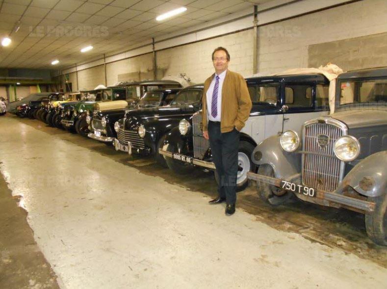 musée de voitures anciennes à Besançon...c'est pour bientôt ! 000034
