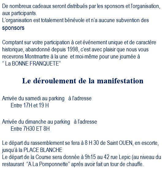 Montmartre au ralenti ! 18 Septembre 2016 000035