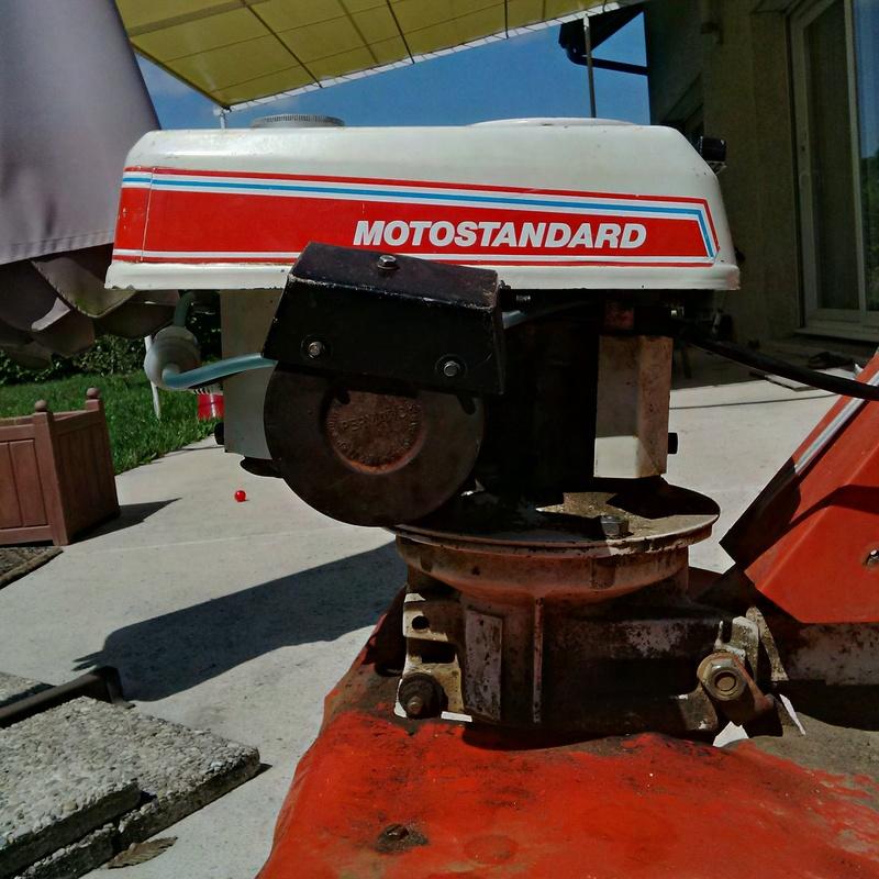 Ma motobineuse 0165
