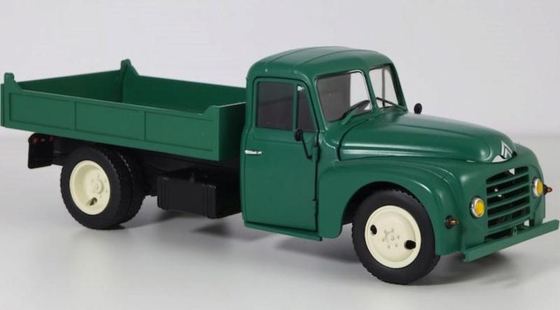 Citroën 23 au 1/24  1126