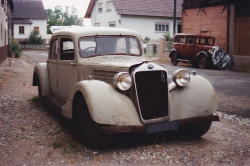 Quelle est cette auto....? Delage12