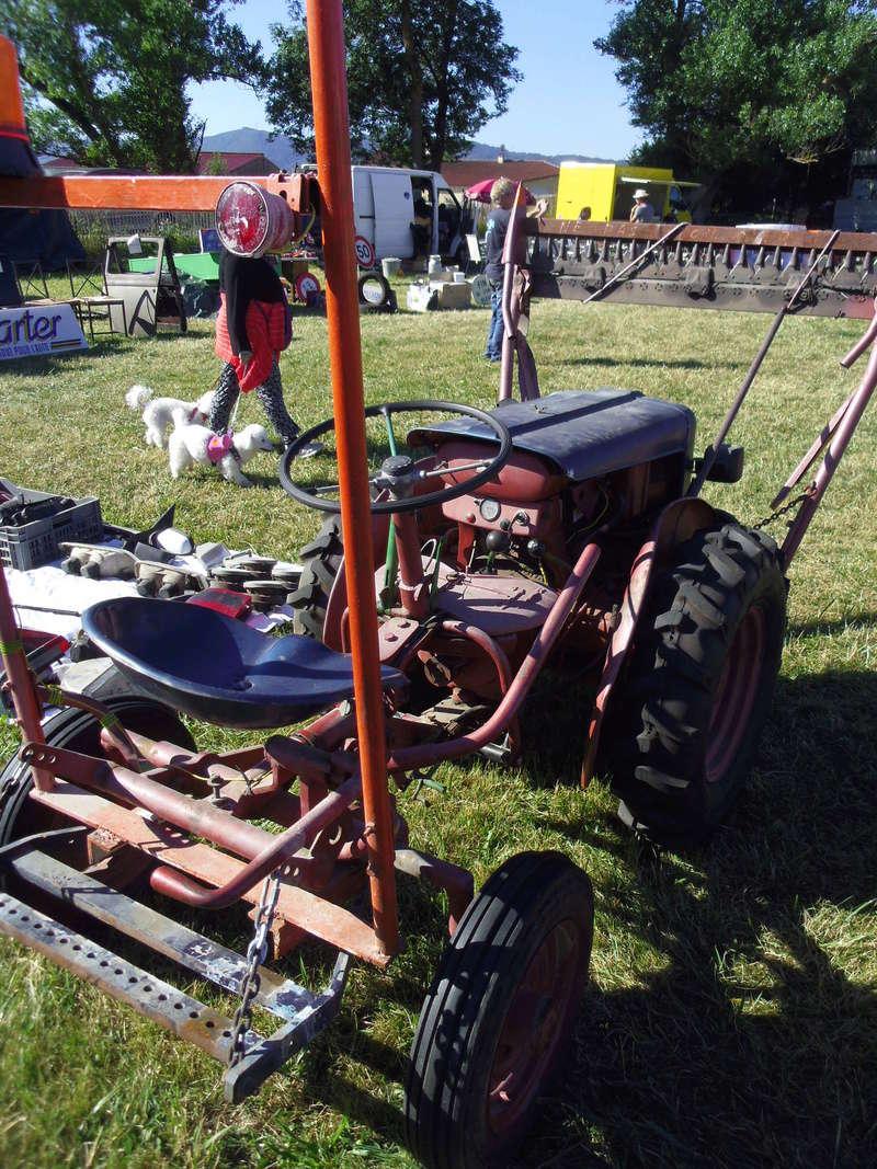 43 St VINCENT: 16ème Festival des vieilles mécaniques 2016 (Haute Loire) - Page 2 Imgp5376
