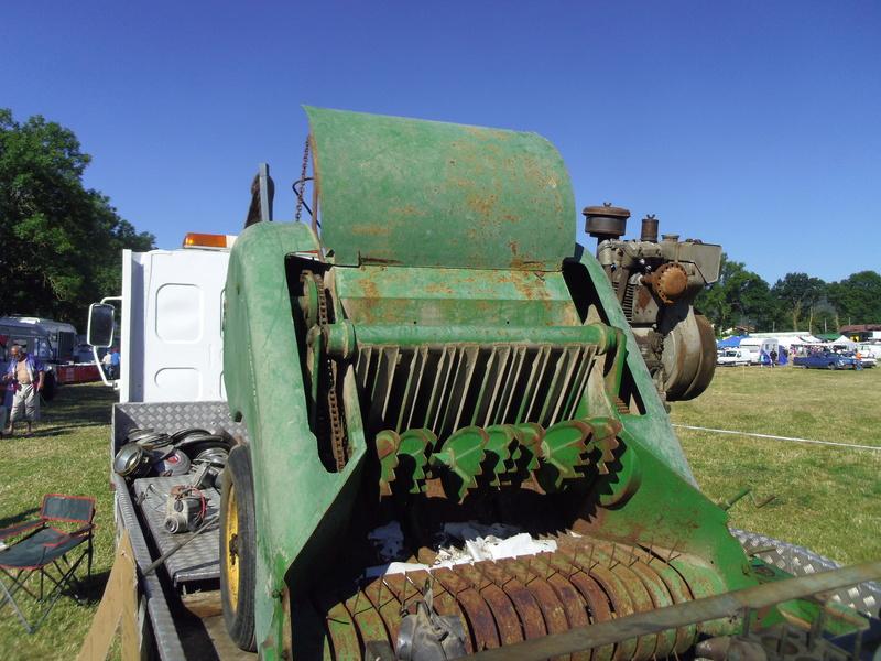 43 St VINCENT: 16ème Festival des vieilles mécaniques 2016 (Haute Loire) - Page 2 Imgp5378