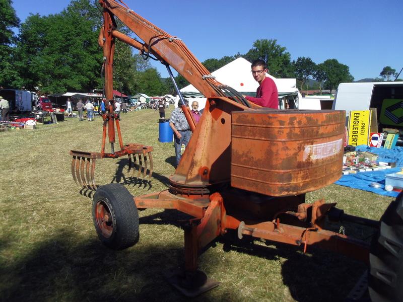 43 St VINCENT: 16ème Festival des vieilles mécaniques 2016 (Haute Loire) - Page 2 Imgp5442
