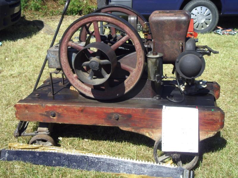 43 St VINCENT: 16ème Festival des vieilles mécaniques 2016 (Haute Loire) Imgp5515