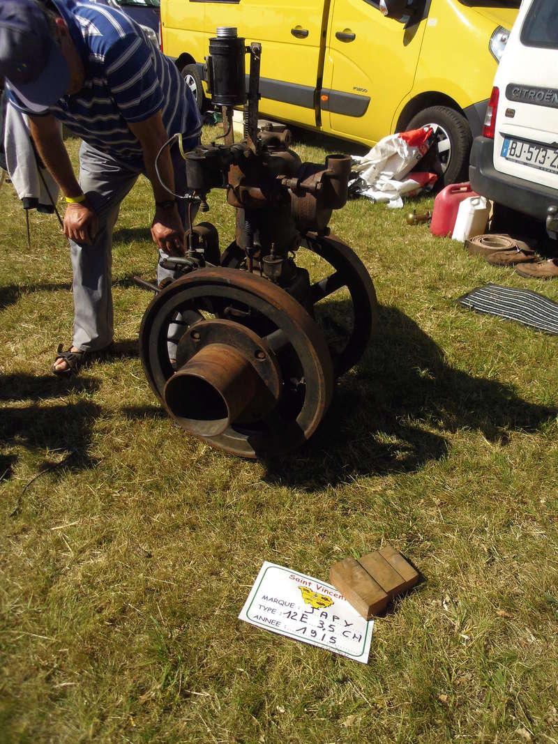 43 St VINCENT: 16ème Festival des vieilles mécaniques 2016 (Haute Loire) Imgp5519