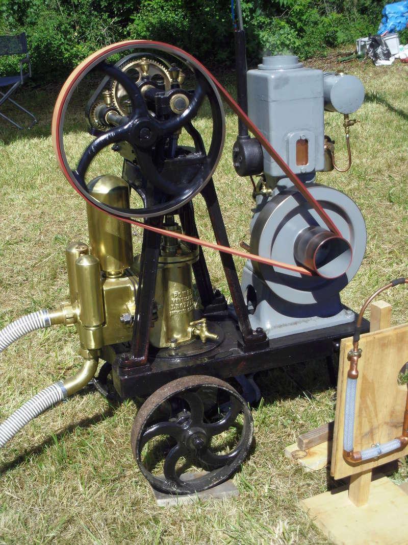 43 St VINCENT: 16ème Festival des vieilles mécaniques 2016 (Haute Loire) Imgp5528